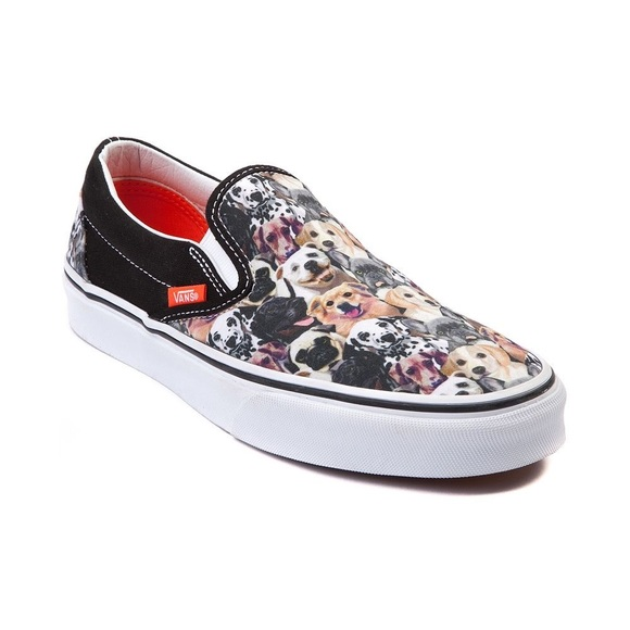 05134eb7db Vans 🐶 ASPCA Puppy Dog Slip Ons. M 5c72b5b012cd4a4807c2d707. Other Shoes  ...